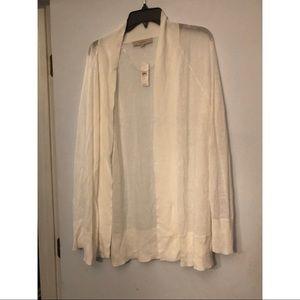 White Brand New Cardigan